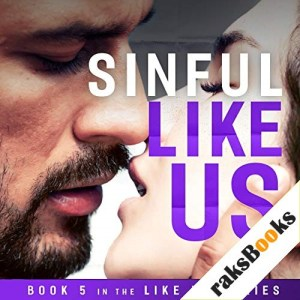 Sinful Like Us Audiobook By Krista Ritchie, Becca Ritchie cover art
