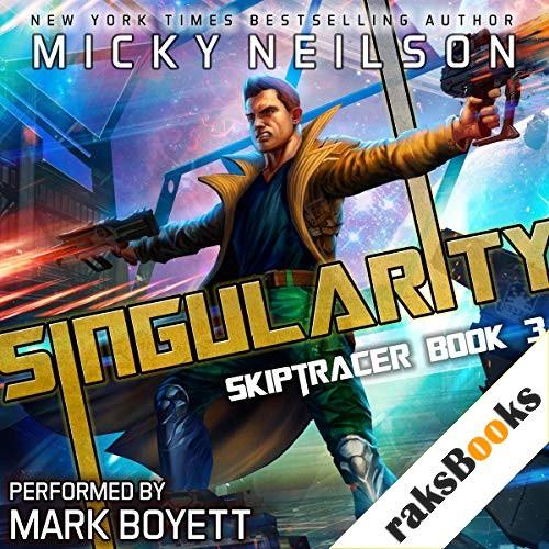 Singularity Audiobook By Micky Neilson cover art