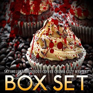 Skyvalley Murderous Coffee Crumb Cozy Mystery Box Set: Sky Valley Cozy, Book 1-4 Audiobook By William Jarvis cover art