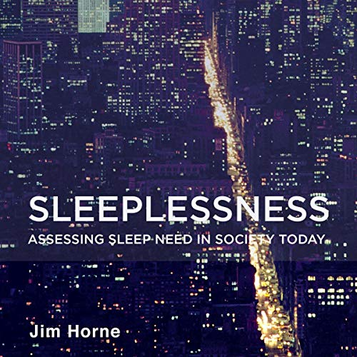 Sleeplessness Audiobook By Jim Horne cover art