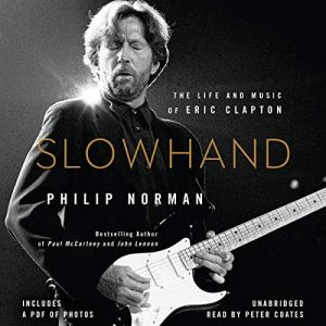 Slowhand Audiobook By Philip Norman cover art