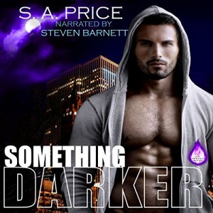 Something Darker Audiobook By S.A. Price cover art