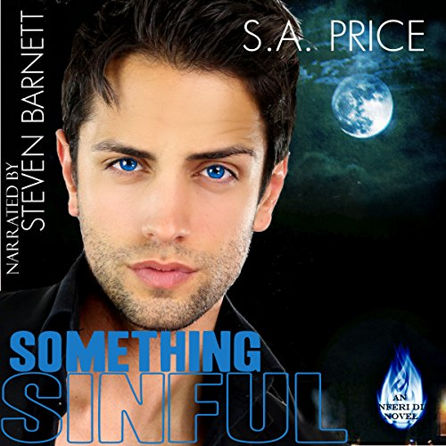Something Sinful (Inferi Dii) Audiobook By S.A. Price cover art