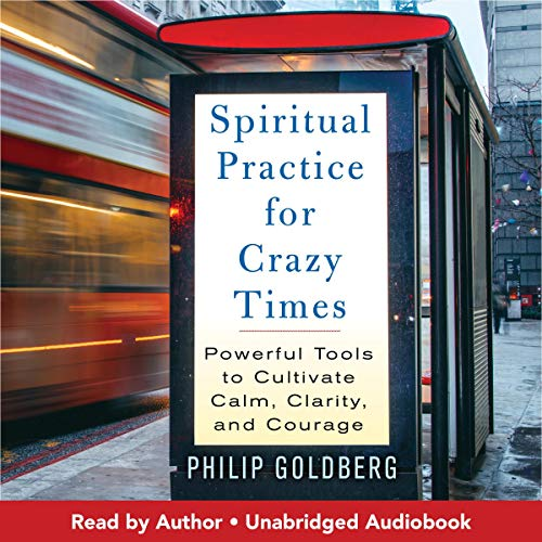 Spiritual Practice for Crazy Times Audiobook By Philip Goldberg cover art