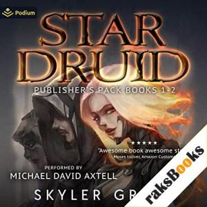Star Druid: Publisher's Pack Audiobook By Skyler Grant cover art