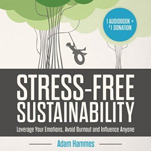 Stress-Free Sustainability Audiobook By Adam Hammes cover art