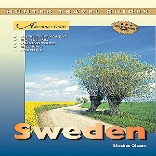 Sweden Adventure Guide Audiobook By Elisabet Olesen cover art