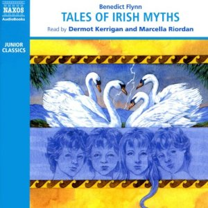 Tales of Irish Myths Audiobook By Benedict Flynn cover art
