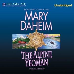The Alpine Yeoman Audiobook By Mary Daheim cover art