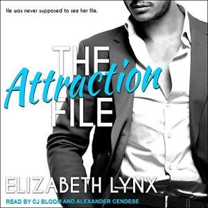 The Attraction File Audiobook By Elizabeth Lynx cover art