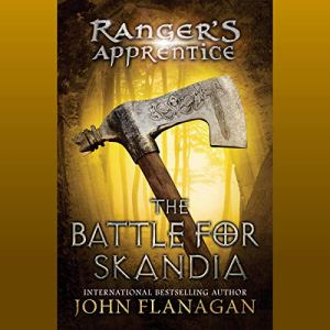 The Battle for Skandia Audiobook By John Flanagan cover art