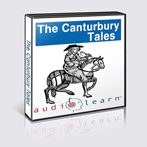 The Canterbury Tales: AudioLearn Study Guide Audiobook By AudioLearn Editors cover art
