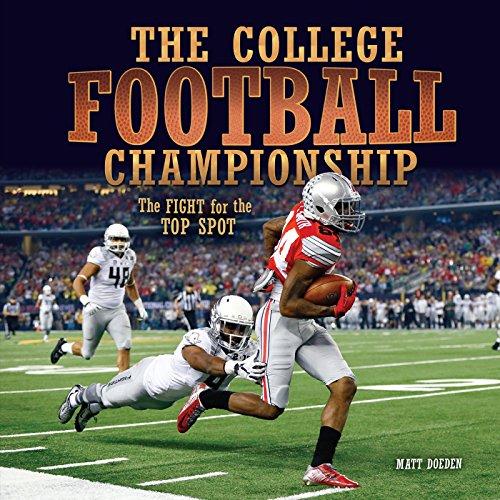 The College Football Championship Audiobook By Matt Doeden cover art