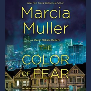 The Color of Fear Audiobook By Marcia Muller cover art