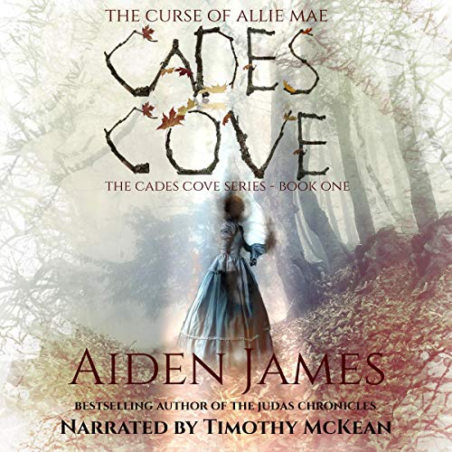The Curse of Allie Mae Audiobook By Aiden James cover art