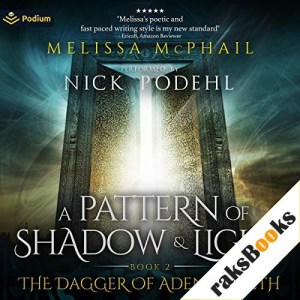The Dagger of Adendigaeth Audiobook By Melissa McPhail cover art
