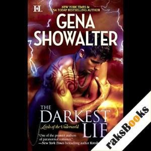 The Darkest Lie Audiobook By Gena Showalter cover art