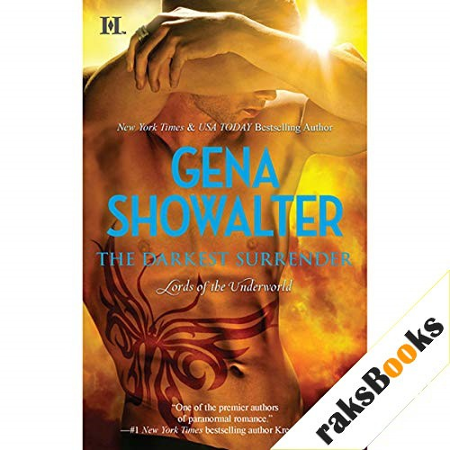 The Darkest Surrender Audiobook By Gena Showalter cover art