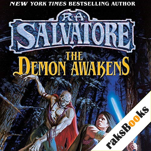 The Demon Awakens Audiobook By R. A. Salvatore cover art