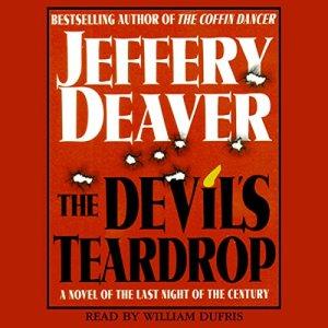 The Devil's Teardrop Audiobook By Jeffery Deaver cover art