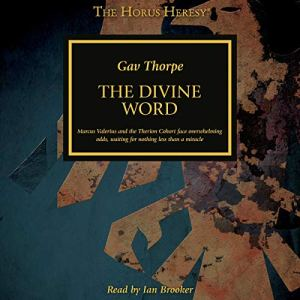 The Divine Word Audiobook By Gav Thorpe cover art