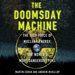 The Doomsday Machine Audiobook By Martin Cohen cover art