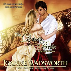 The Duke's Bride Audiobook By Joanne Wadsworth cover art