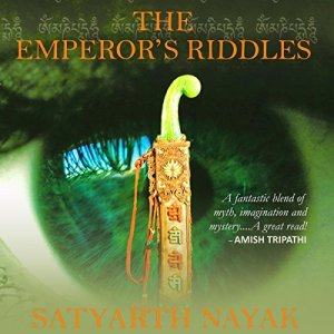 The Emperor's Riddles Audiobook By Satyarth Nayak cover art