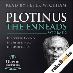 The Enneads Volume 2 (4-6) Audiobook By Plotinus cover art