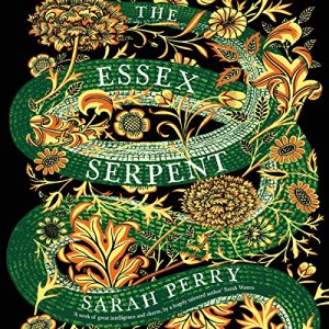 The Essex Serpent Audiobook By Sarah Perry cover art