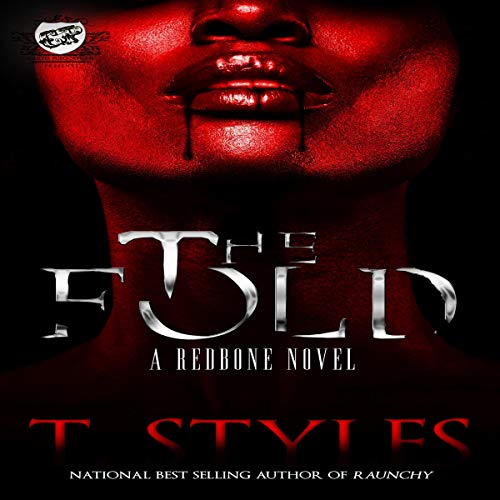 The Fold Audiobook By T. Styles cover art