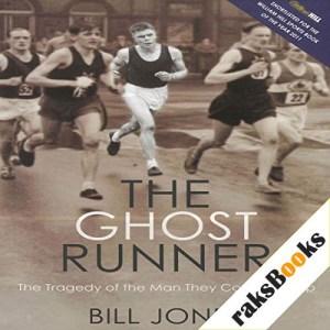 The Ghost Runner Audiobook By Bill Jones cover art