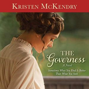 The Governess Audiobook By Kristen McKendry cover art
