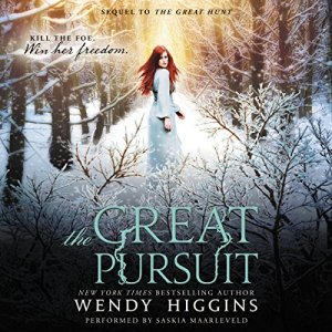 The Great Pursuit Audiobook By Wendy Higgins cover art