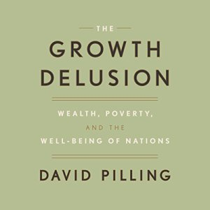 The Growth Delusion Audiobook By David Pilling cover art