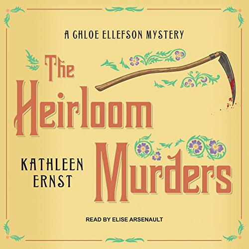 The Heirloom Murders Audiobook By Kathleen Ernst cover art