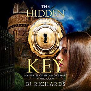 The Hidden Key Audiobook By BJ Richards cover art