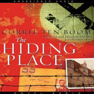 The Hiding Place Audiobook By Corrie ten Boom cover art