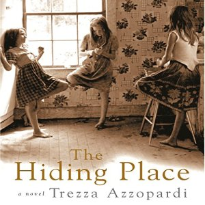 The Hiding Place Audiobook By Trezza Azzopardi cover art
