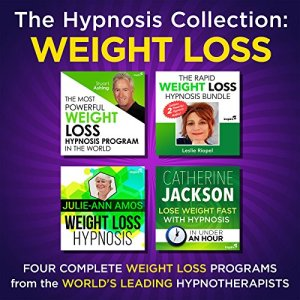 The Hypnosis Collection - Weight Loss Audiobook By Inspire3 Hypnosis cover art
