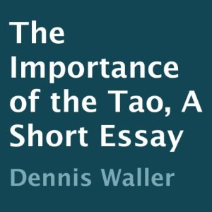 The Importance of the Tao Audiobook By Dennis Waller cover art