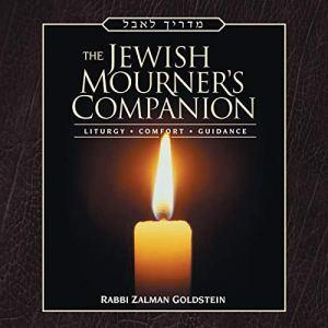 The Jewish Mourner's Companion Audiobook By Rabbi Zalman Goldstein cover art
