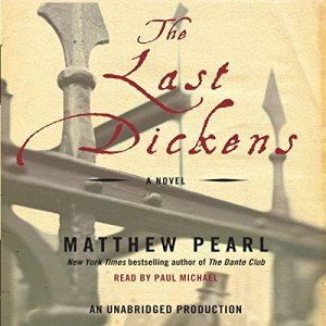 The Last Dickens Audiobook By Matthew Pearl cover art