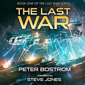 The Last War Audiobook By Peter Bostrom cover art