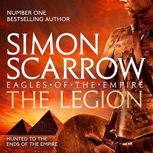The Legion Audiobook By Simon Scarrow cover art
