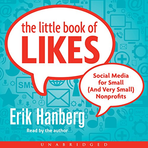 The Little Book of Likes Audiobook By Erik Hanberg cover art