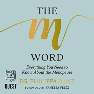 The M Word Audiobook By Philippa Kaye cover art
