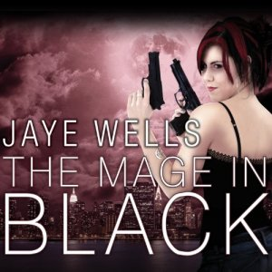 The Mage in Black Audiobook By Jaye Wells cover art