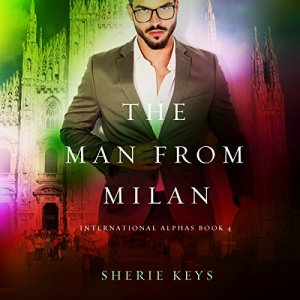 The Man from Milan: A BWWM Billionaire Romance Audiobook By Sherie Keys, Simply BWWM cover art
