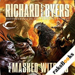 The Masked Witches Audiobook By Richard Lee Byers cover art
